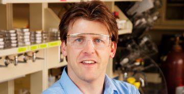 Paul Kenis, professor of chemical & biomolecular engineering